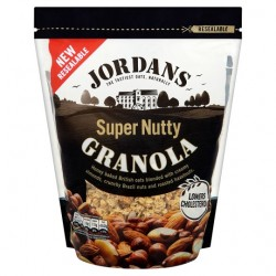 Jordans Super Nutty Granola 600G