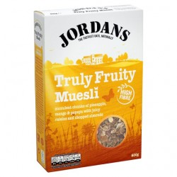 Jordans Truly Fruity Cereal 600G