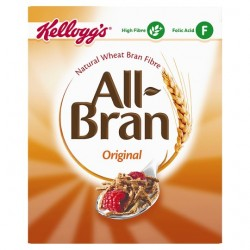 Kelloggs All-Bran Cereal 500G