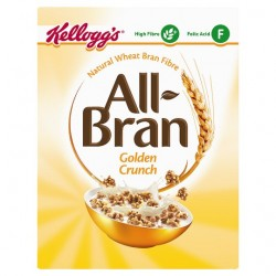Kelloggs All Bran Golden Crunch 390G