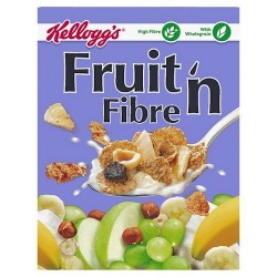 Kelloggs Fruit 'N' Fibre Cereal 750G