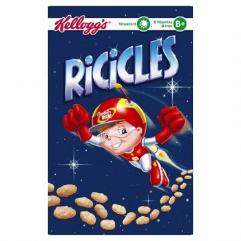 Kelloggs Ricicles Cereal 450G