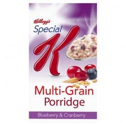 Kelloggs Special K Blueberry & Cranberry Porridge Sachet 162G