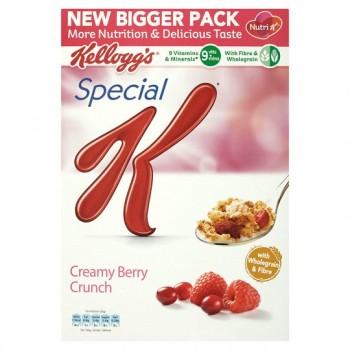 Kelloggs Special K Creamy Berry360g