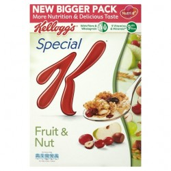 Kelloggs Special K Fruit And Nut 410G