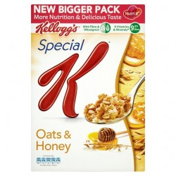 Kelloggs Special K Oats And Honey 420G