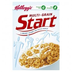 Kelloggs Start Cereal 375G
