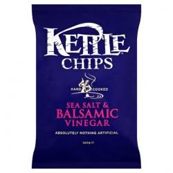 Kettle Chips Sea Salt And Balsamic Vinegar 150G