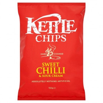 Kettle Chips Sweet Chilli  2 150G