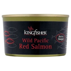 Kingfisher Red Salmon 213G