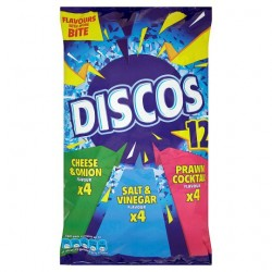 Kp Discos Assorted 12X28g