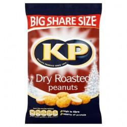 Kp Dry Roasted Peanuts 500G