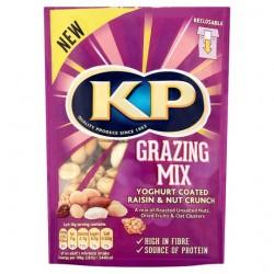 Kp Grazing Mix Yoghurt And Raisin 125G