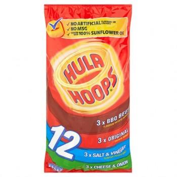 Kp Hula Hoops Classic 12X24g