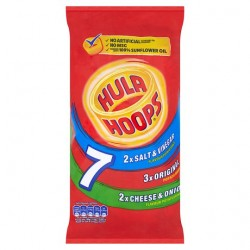 Kp Hula Hoops Family 7 X 24G
