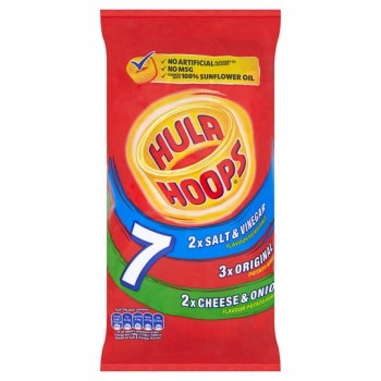 Kp Hula Hoops Family 7 X 24G