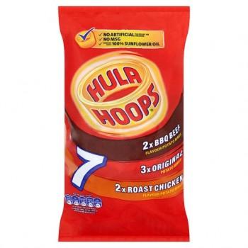 Kp Hula Hoops Meaty 7 X 24G