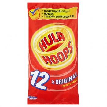Kp Hula Hoops Original 12X24g