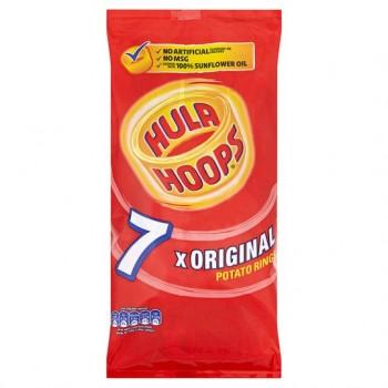 Kp Hula Hoops Original Snacks 7X24g