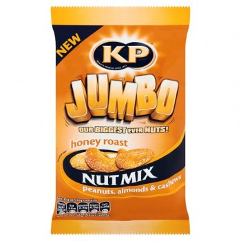 Kp Jumbo Honey Roast Nuts Mix 140G