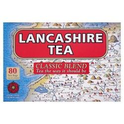 Lancashire Tea 80 Teabags 250G