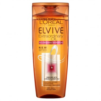 L'oreal Elvive Oils Normal Shampoo 250Ml