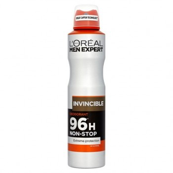 Loreal Men 96Hour Deodorant Spray 250Ml