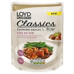 Loyd Grossman Coq Au Vin 350G