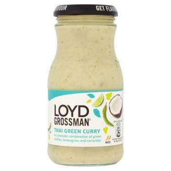 Loyd Grossman Green Thai Curry Sauce 350G
