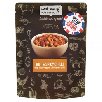 Lwwf Hot And Spicy Chille Con Carne 250G