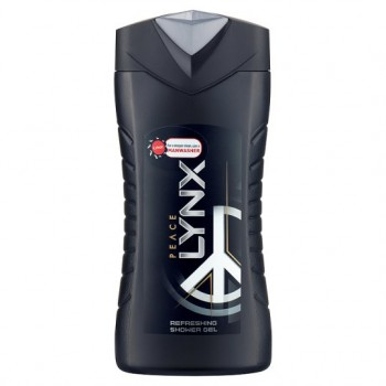 Lynx Peace Shower Gel 250Ml