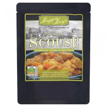 Maggie May's Beef Potato Scouse 270G