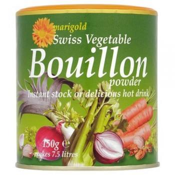 Marigold Swiss Vegetable Bouillon Powder 150G