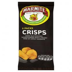 Marmite Crisps 6Pack