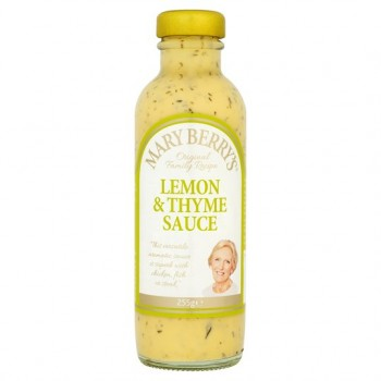 Mary Berrys Lemon And Thyme Sauce 255G