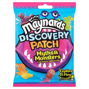 Maynards Discovery Patch Monsters 160G