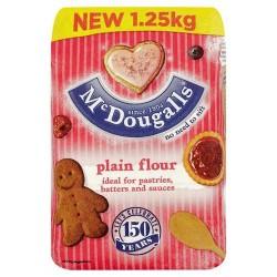 Mcdougalls Fine Plain Flour 1.25Kg