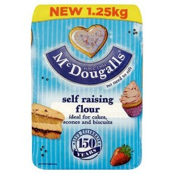 Mcdougalls Self Raising Flour 1.25Kg