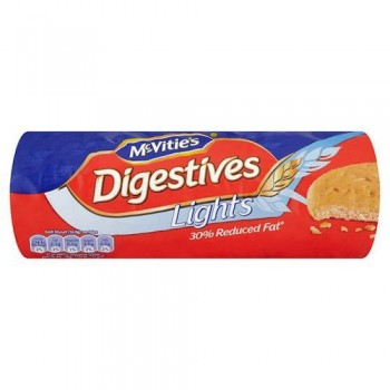 Mcvitie Light Digestive 400G