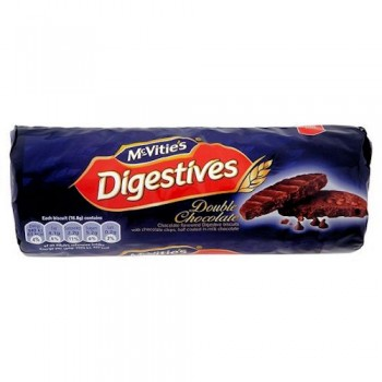 Mcvitie's Double Chocolate Digestives 300G