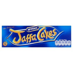 Mcvities Jaffa Cakes 150G