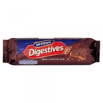 Mcvities Milk Chocolate Digestives 332G