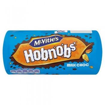 Mcvities Milk Chocolate Hobnobs 262G