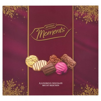 mcvities-moments-400g