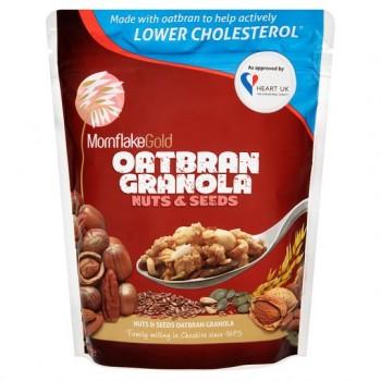 Mornflake Oatbran Nut Seed Granola 500G