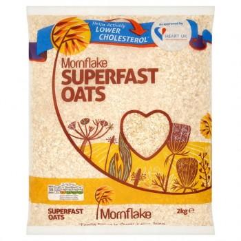 Mornflake Superfast Oats 2Kg