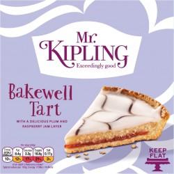 Mr Kipling Bakewell tart