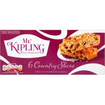 Mr Kipling Country Slices (6)