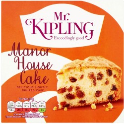Mr Kipling Manor House Cake (400g)