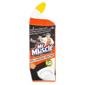 Mr Muscle Toilet Power Original 750Ml